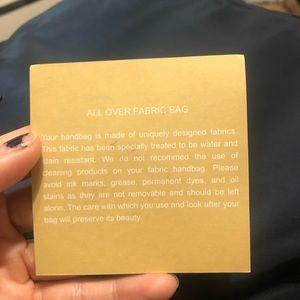 Michael Kors Bags - Michael Kors All Over Fabric Bag